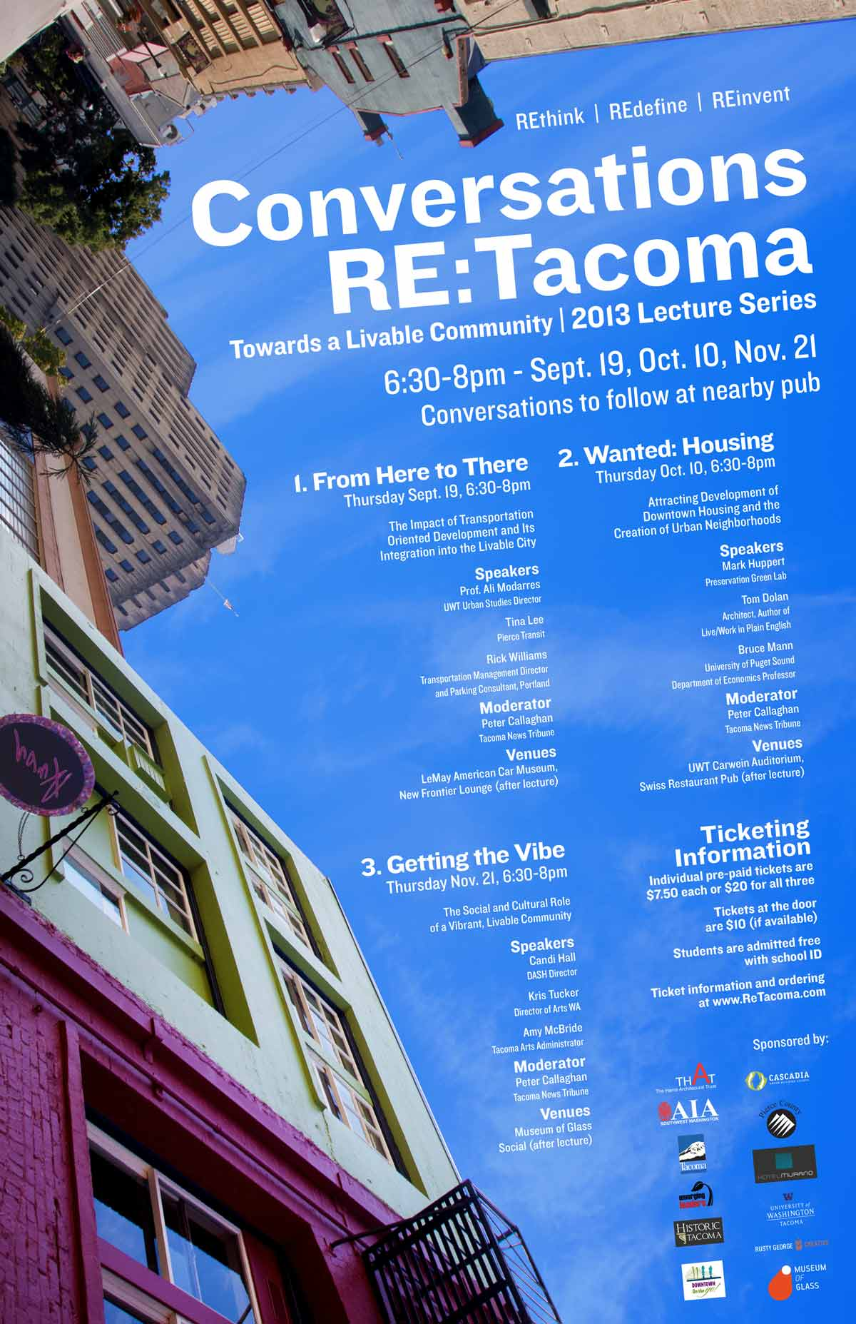 Conversations Regarding Tacoma 2013