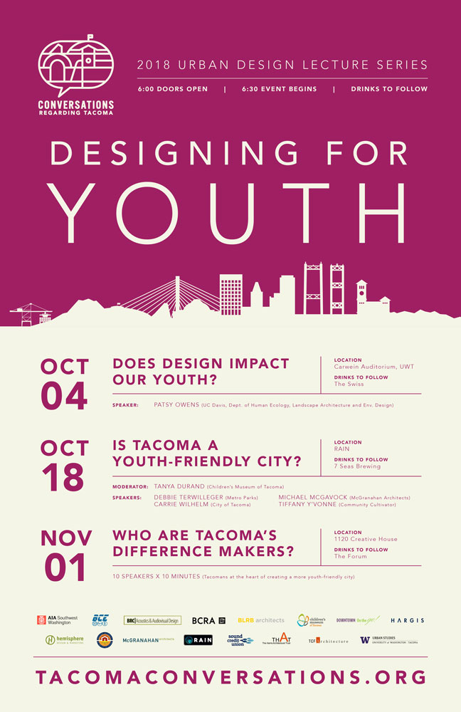 Conversations Regarding Tacoma 2018